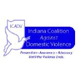 Indiana Coalition Against Domestic Violence Logo