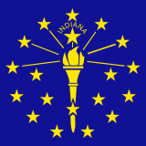 Indiana State Seal - Indiana Parenting Time Guidelines